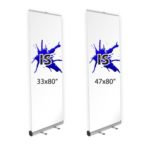 InkdSpot Retractable Banner